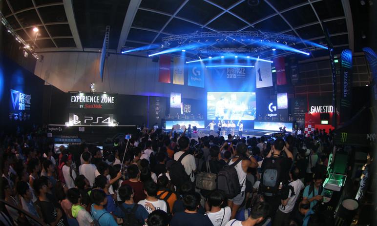 香港電競節參觀人士