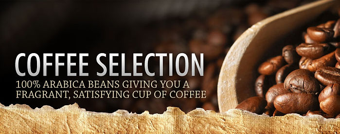 Our Coffee Selection