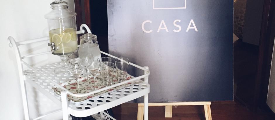 Conheça mais detalhes da CASA  POP UP STORE