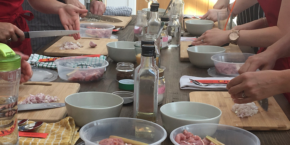 Cooking Class 12/04/2019