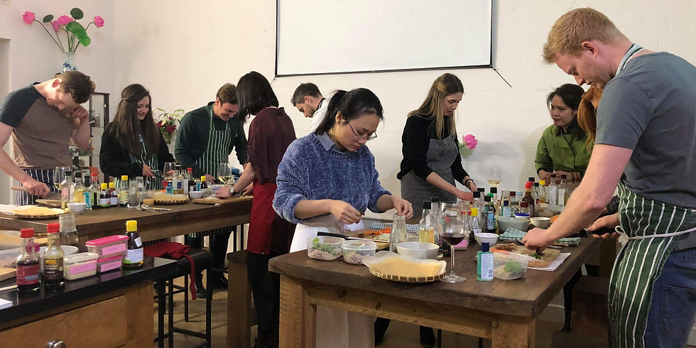 Cooking Class 08/02/2019