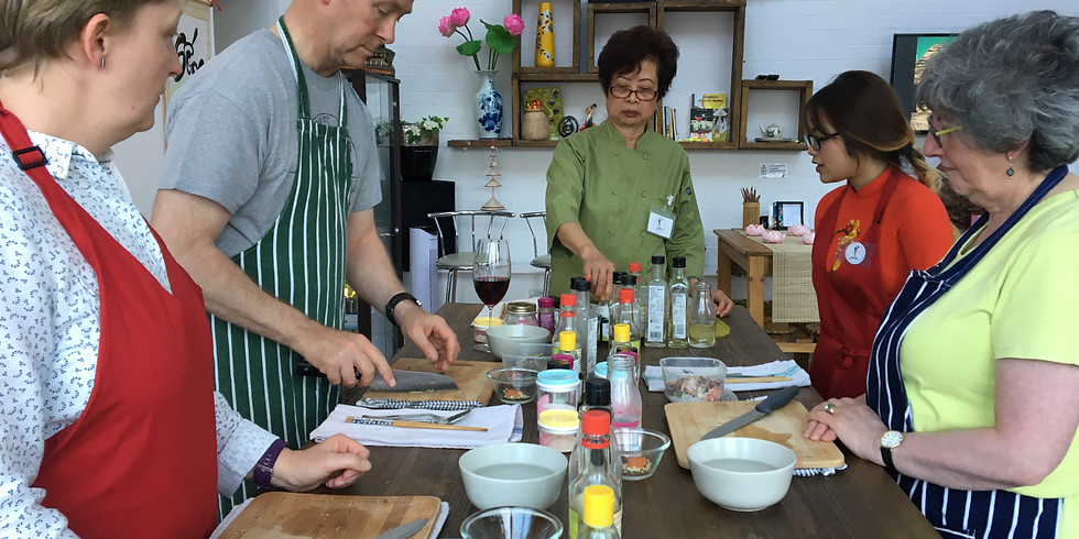 Cooking Class 26/04/2019