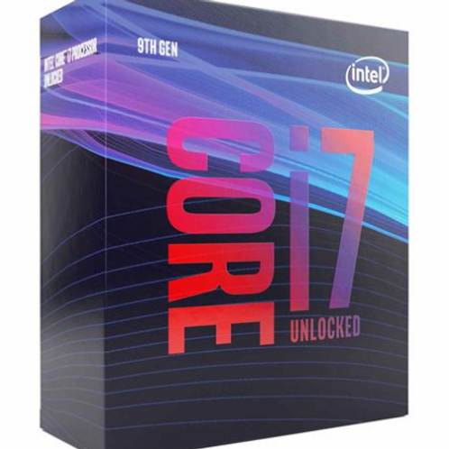 Intel Core i7 9700K 9th Gen 3.60GHz LGA1151 Coffee Lake Processor