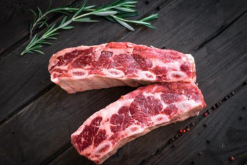 Beef Short Ribs Sliced