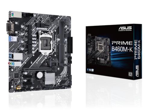 Asus PRIME B460M-K LGA 1200 Motherboard