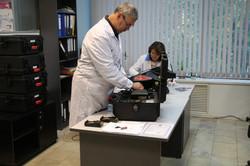 Лазерный анализатор ЭЛАНИК