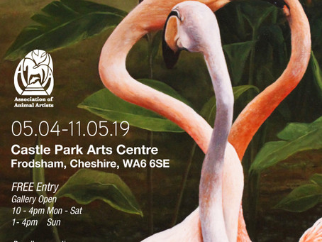 Association of animal Artists Spring Exhibition.