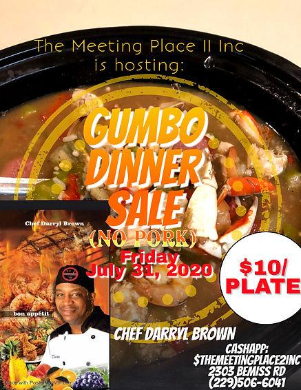 Copy of Creole Gumbo Festival Event Flye