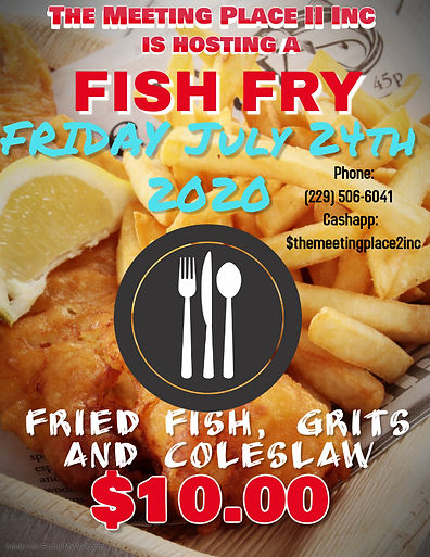 Copy of Customize this fish fry fried fi