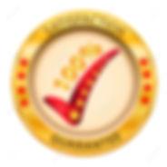 14996217-100-satisfaction-guaranteed-log