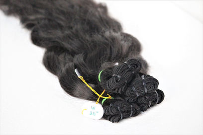indian temple raw hair