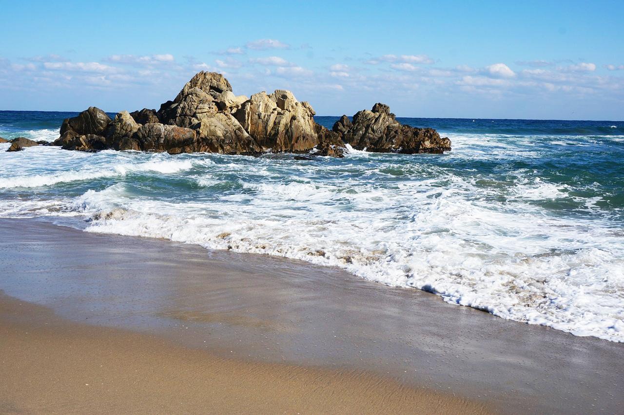 Sokcho seaside