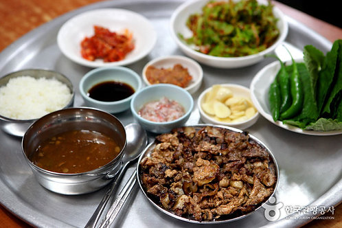 Private Seoul Highlight tour for foodies