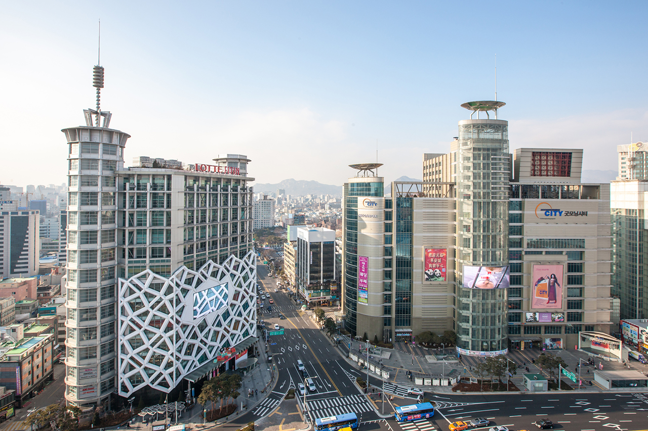 Dongdaemun Market Place