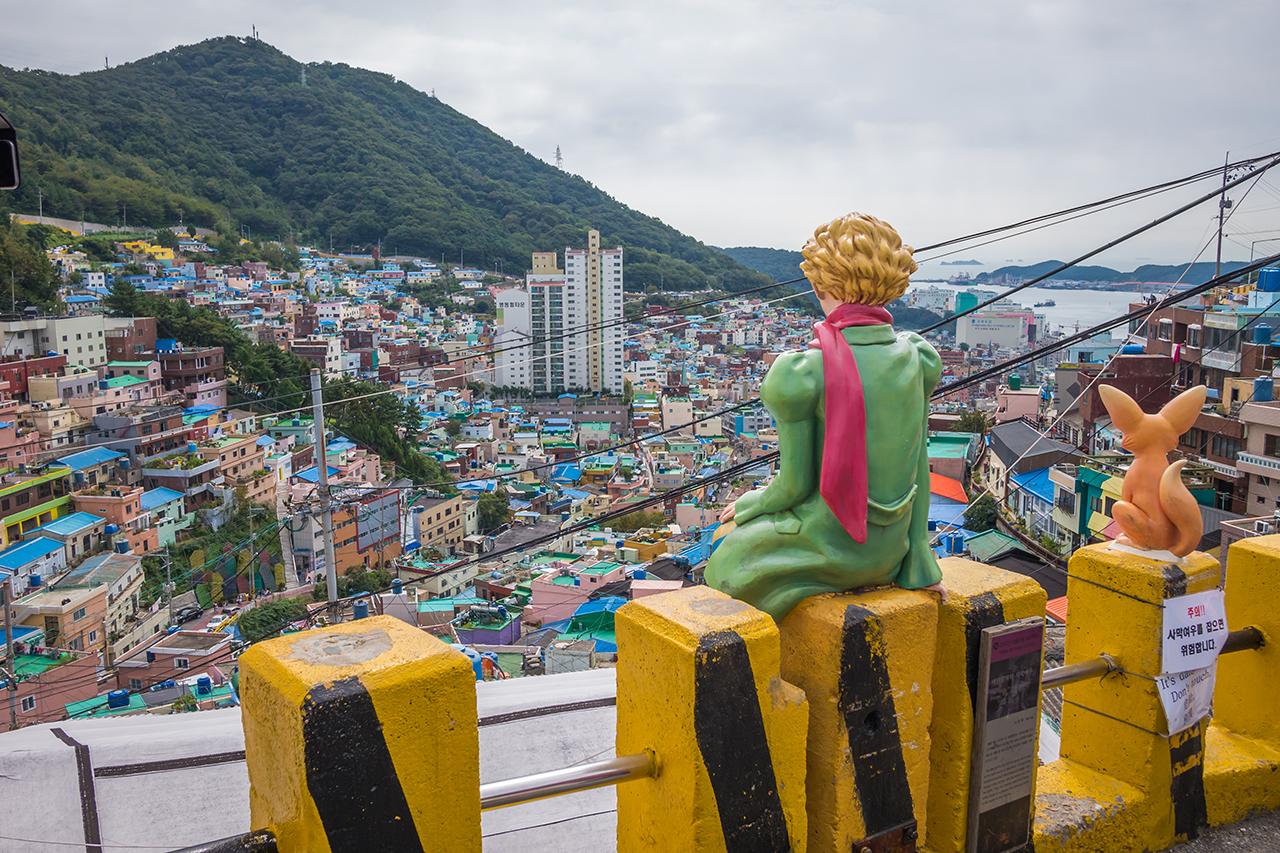 Gamcheon Village Little Prince