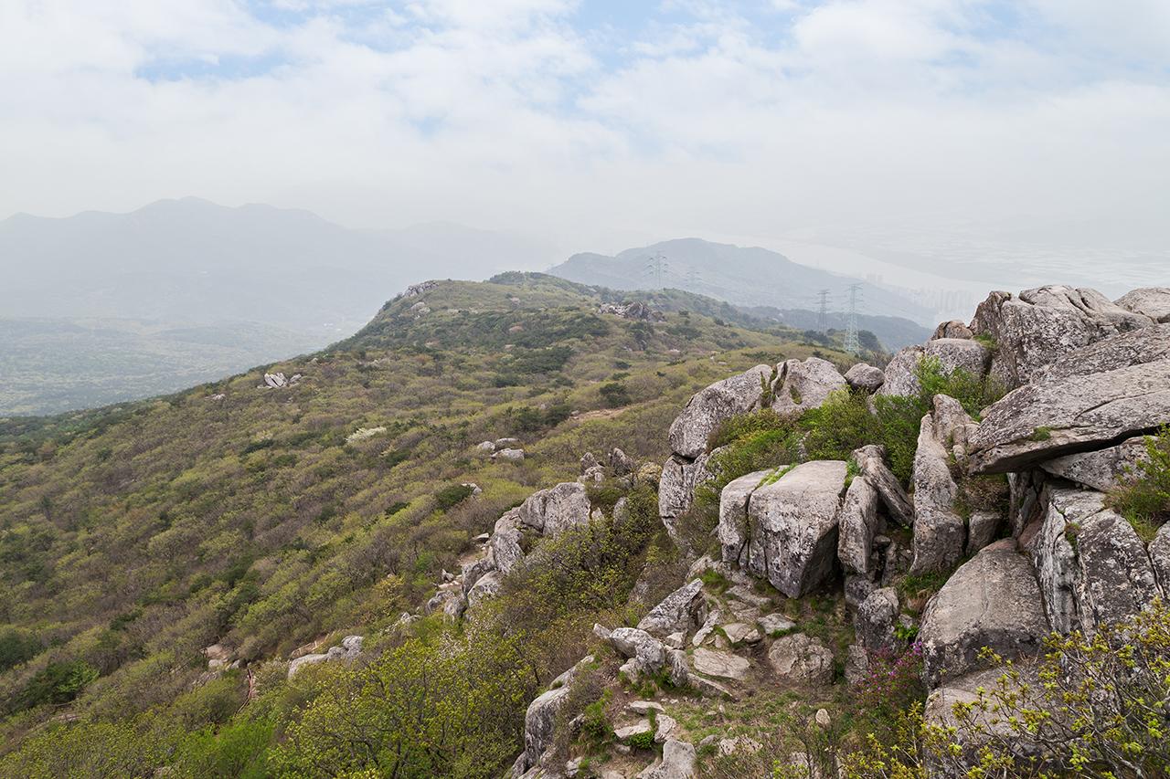Geumjeong Mountain