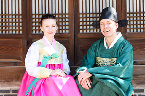 Private Seoul Highlight tour with Hanbok(optional)