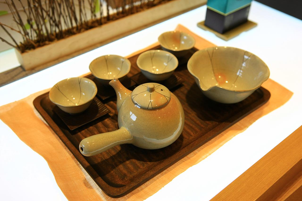 Jeju O'sulloc Tea Museum (Teapot)