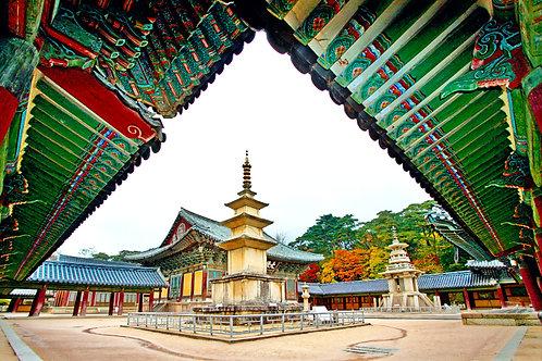 Full day Gyeongju UNESCO Heritage tour: a glimpse into Silla