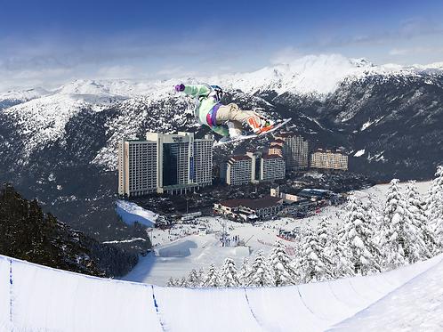 Vivaldi Park One day package: Ski tour & Snowy Land