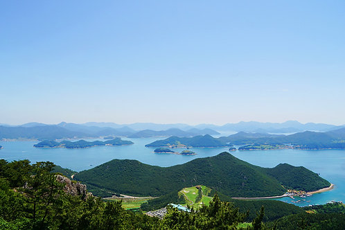 Day tour in Tongyeong, the Napoli of Asia with cable car