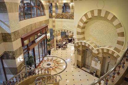Dar Al Eiman Al Manar Lobby