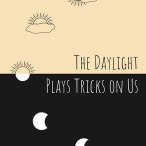 Book Feature: Julieanne Hoffmann 'The Daylight Plays Tricks on Us'