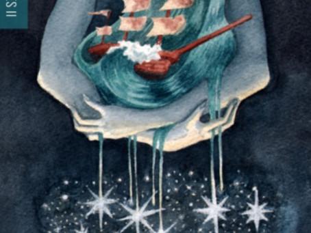 Book Feature: Erica Abbott 'Self-Portrait as a Sinking Ship'