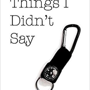 Book Feature: Kelsey Ann Occhipinti 'All The Things I Didn't Say'