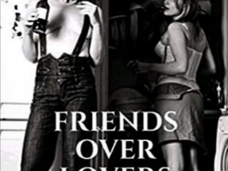 Book Feature: Anna Shtorm 'Friends Over Lovers'