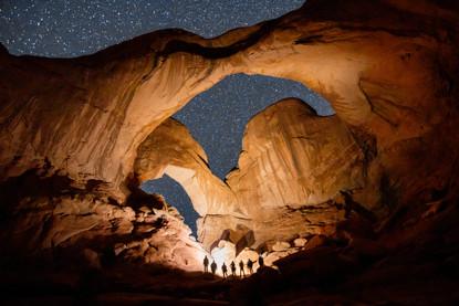 Illumination (Arches NP)