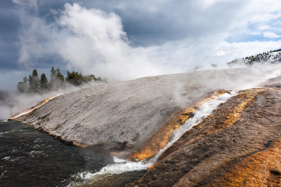 Firehole River (Yellowstone NP)
