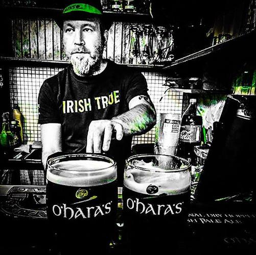 O'Hara's beer from Carlow