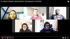 Des ateliers numériques pour la prise en main des outils APEDA Dys France