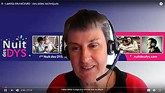 Des outils numériques pour compenser les difficultés des DYS - Lætitia Branciard