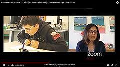 """Lycéens """"référents livres audio"""" - Isabelle Lobello"""