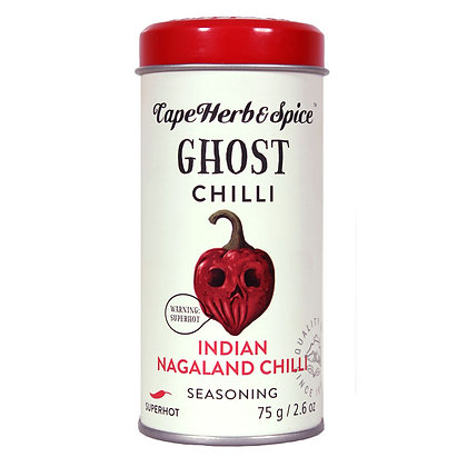 CH&S Ghost Chili Seasoning 75g