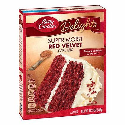 Red Velvet Betty Crocker 425g
