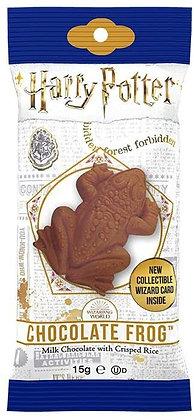 Rana de Chocolate Harry Potter 15g