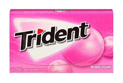 Trident Bubblegum Original 14 Sticks