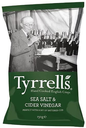 Tyrrells Sea Salt & Vinegar