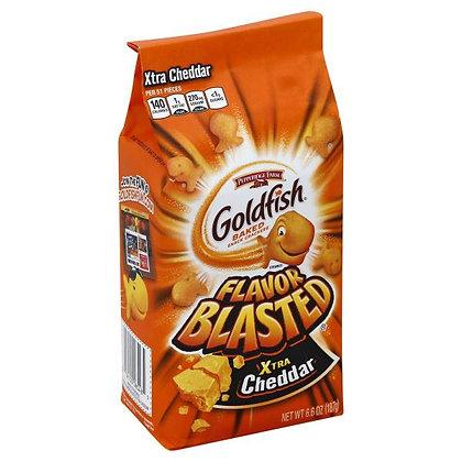 PF Goldfish Xtra Cheddar 187g