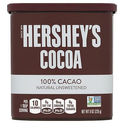 Hershey's Unsweet Cocoa 226g