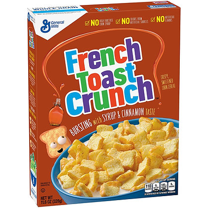 French Toast Crunch 328g