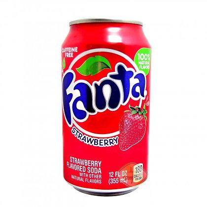 Fanta Strawberry 355ml
