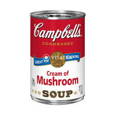 Campbell´s Cream of Mushroom Soup 305g