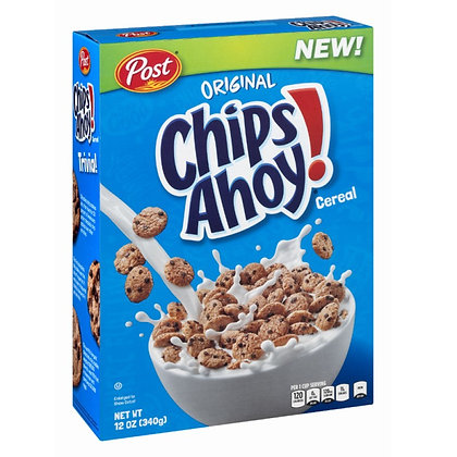 Chips Ahoy Cereal Post 340g