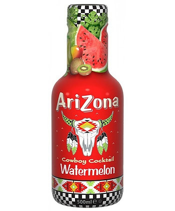 Arizona Cowboy Watermelon 500ml