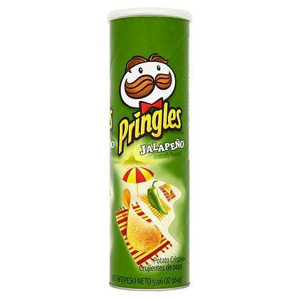 Pringles Jalapeño 158g