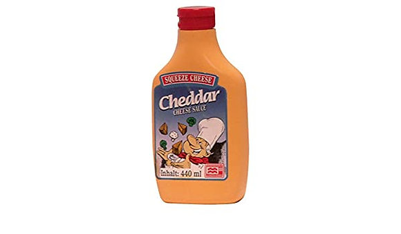 Squeeze Cheddar Cheese Sauce 440ml